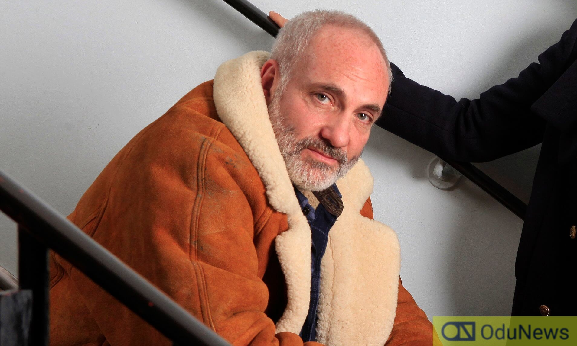 Kim Bodnia's character has described as the oldest and most experienced witcher
