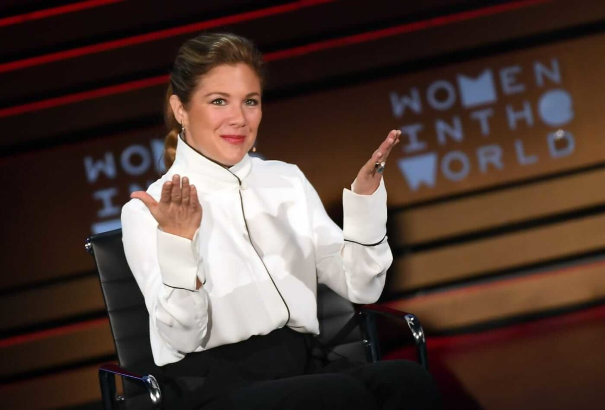 Sophie Trudeau had tested positive for COVID-19 after attending a function
