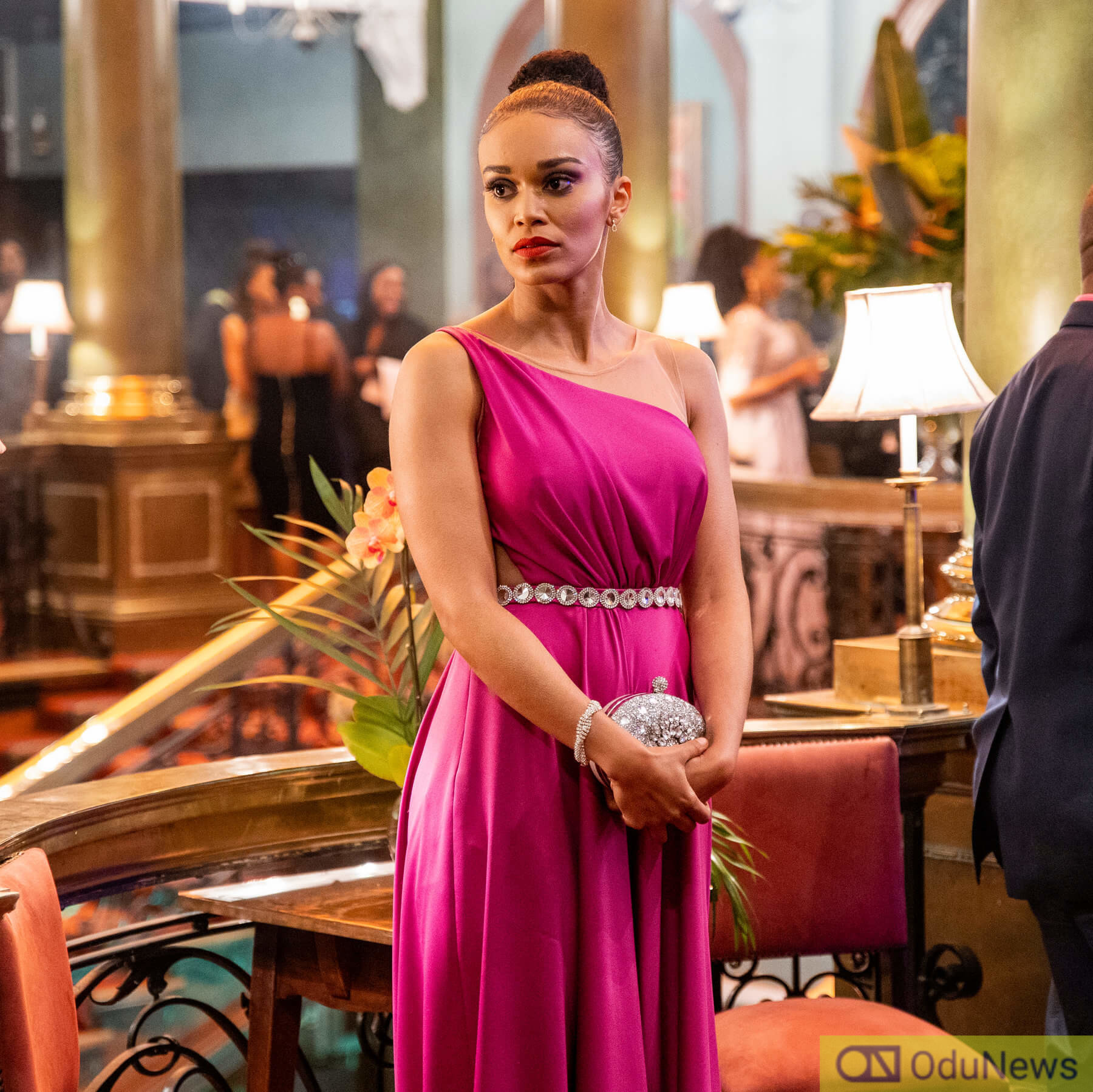 Actress Pearl Thusi is fun to watch but her attempts at showing emotional range fall flat