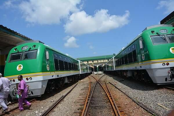 The Nigeria Railway Corporation made the development known in a statement today