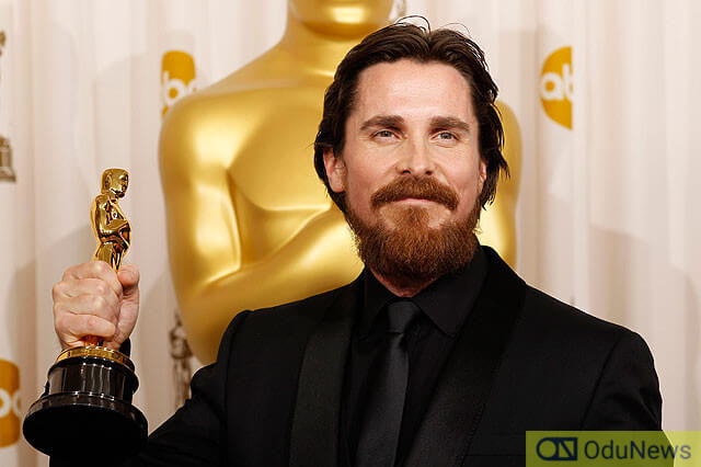 Christian Bale's role hasn't been revealed yet