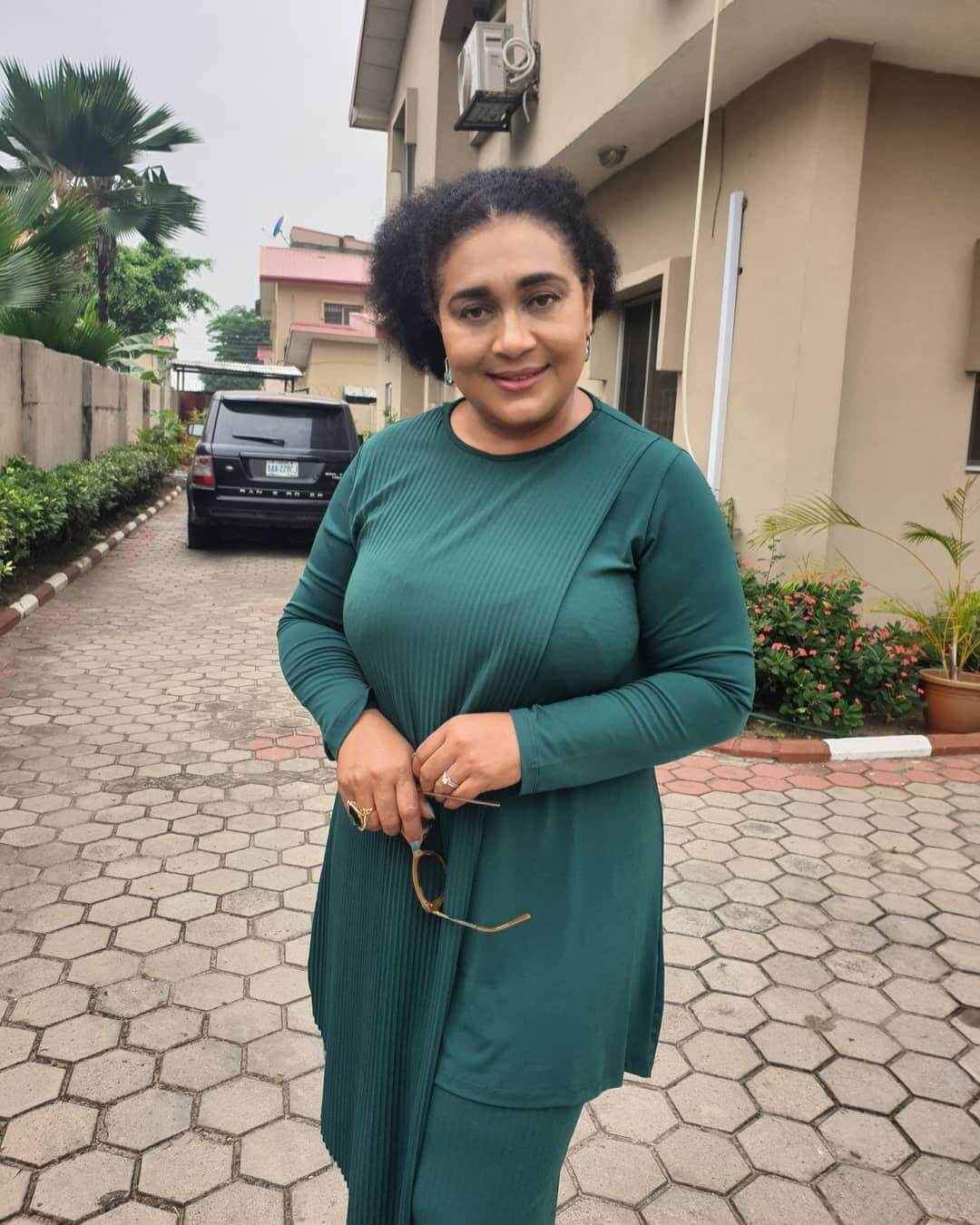 Hilda Dokubo is one of Nollywood's most notable veterans