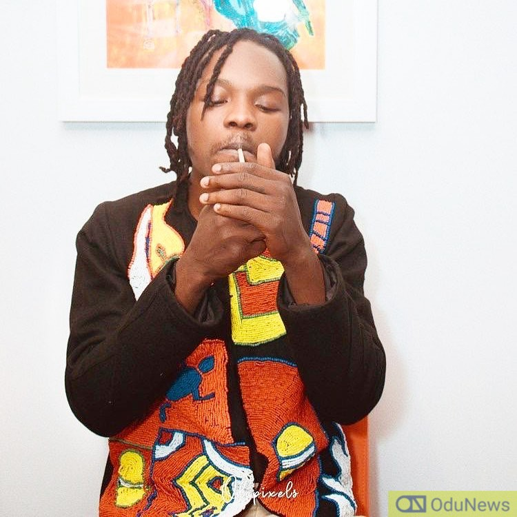 Indian Hemp Smokers Are Immune To Curses - Naira Marley