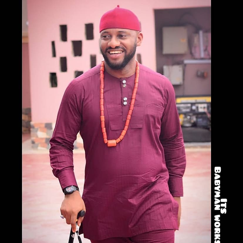 """Yul Edochie wants FG to pay citizens N50,000 for the """"Stay at Home"""" period"""