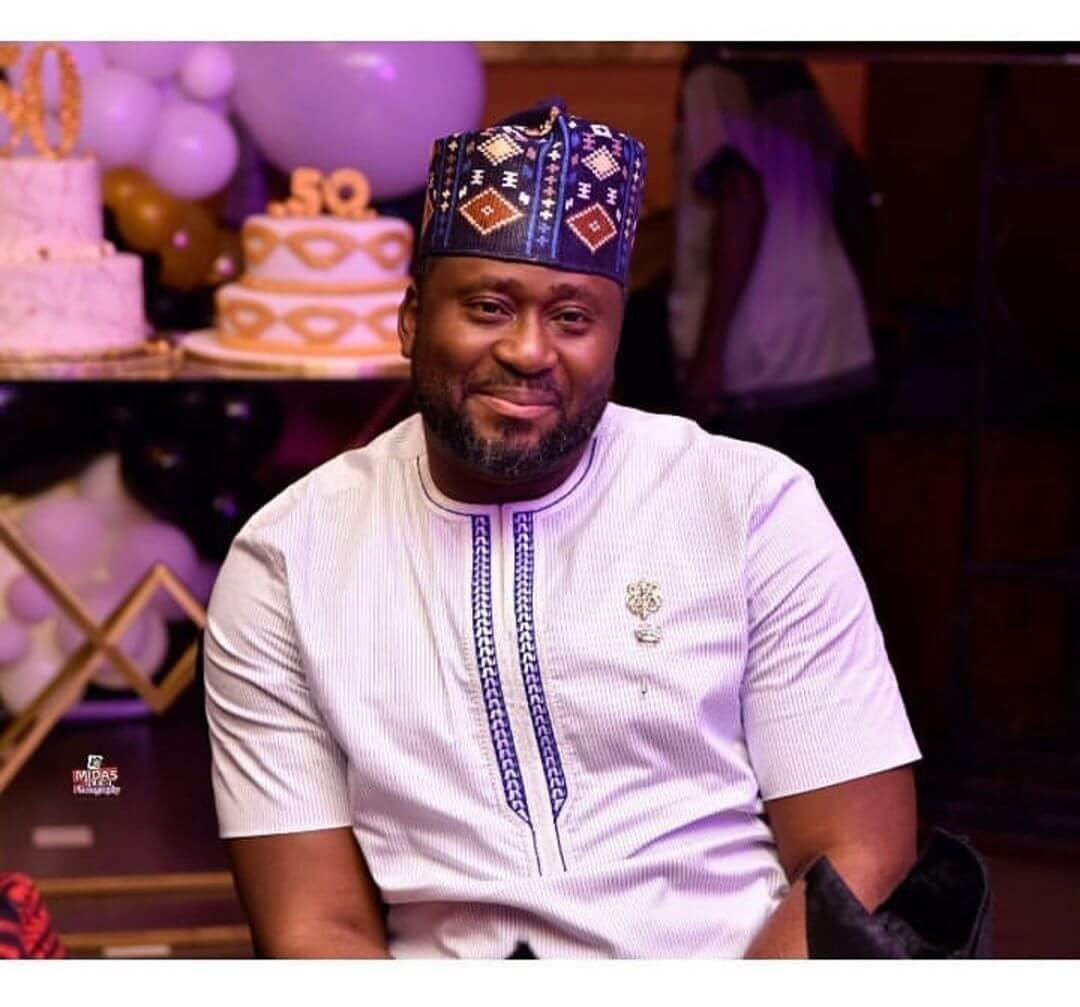 Desmond Elliot joins some of the actors in the industry to sensitize the people on COVID-19