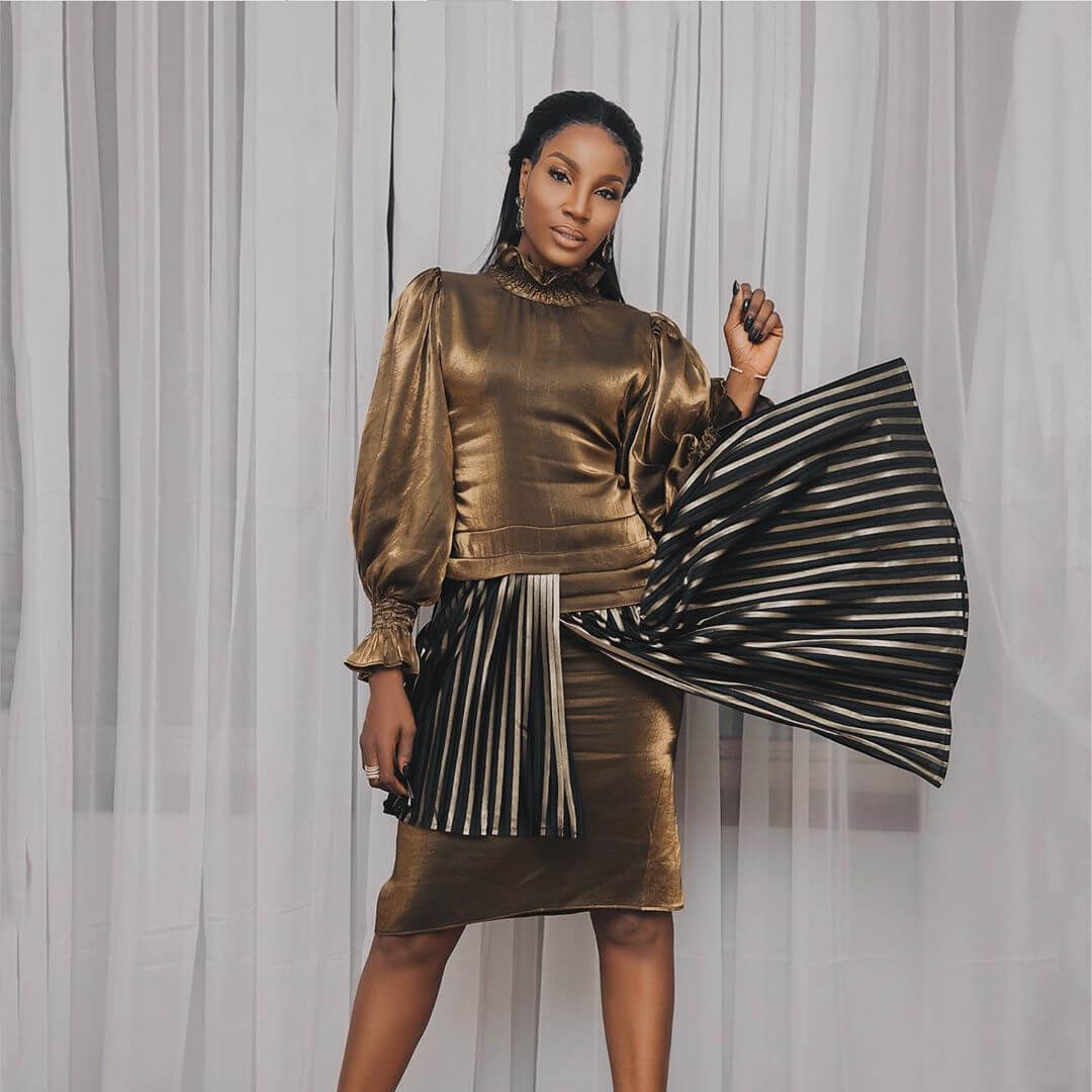 Seyi Shay's comments have been interpreted as a display of ignorance