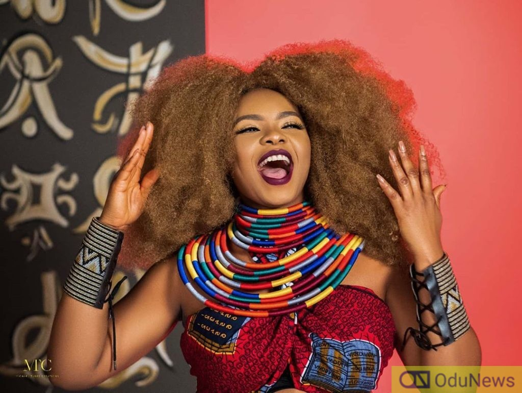 Yemi Alade's Grammy Comments Gets Her Slammed By Fans