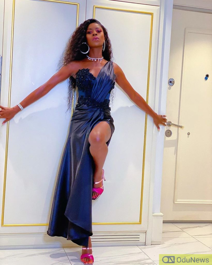 BBNaija's Khloe Shares Powerful Message For Those Who Care For Others