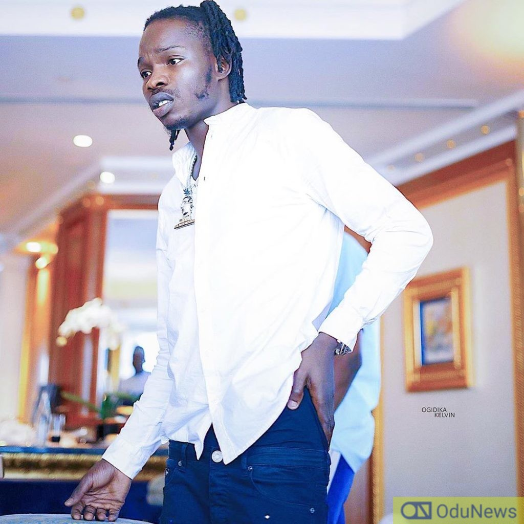 I Intend To Start My Clothing Line - Naira Marley