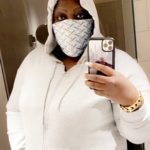 Coronavirus: Eniola Badmus Ignores Safety Protocol After Trip To The UK