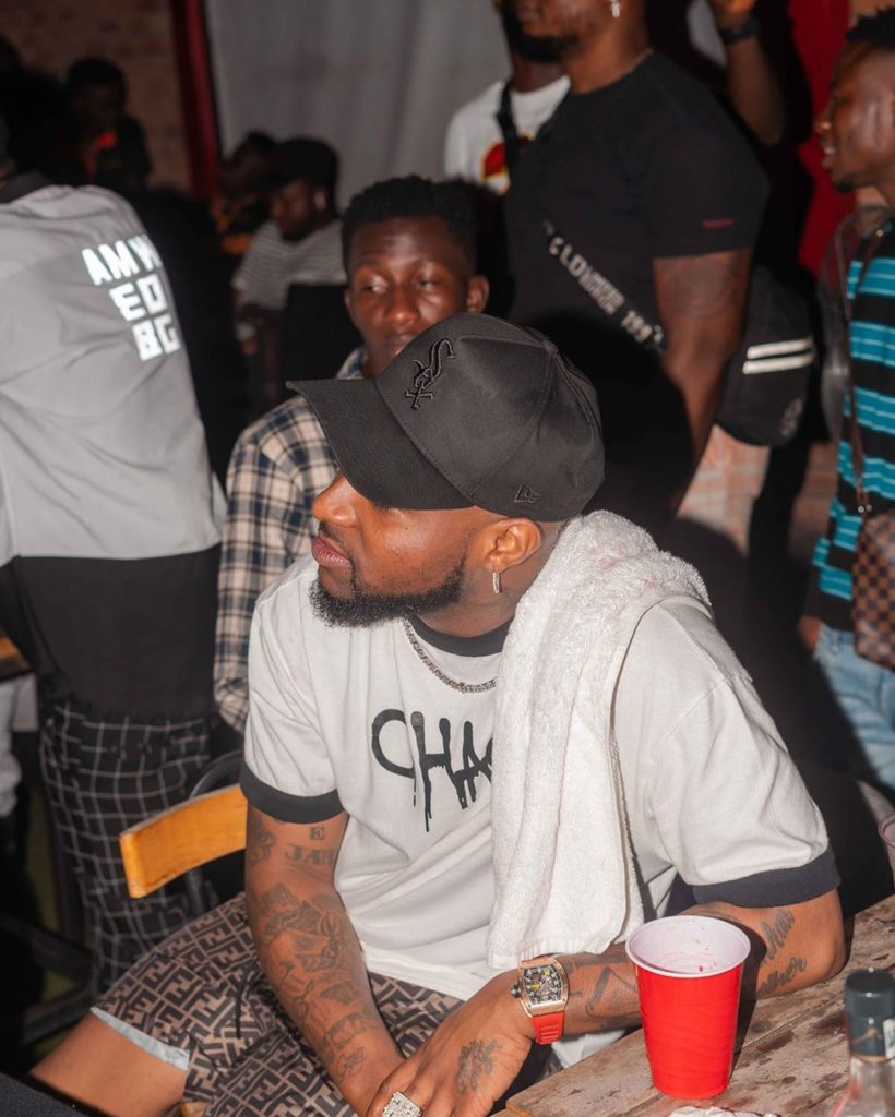 Davido Explains Why His Father Chooses To Buy Jets & Not Build Roads