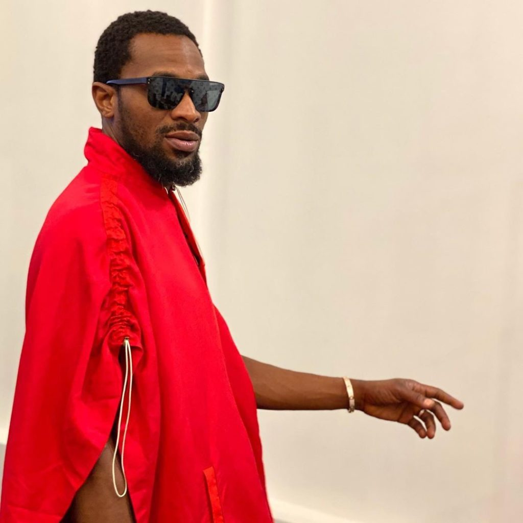 D'banj finally gets over the lost of his son