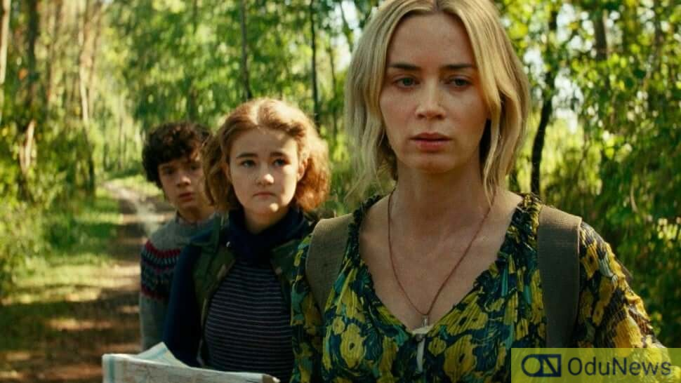 Fans commend A Quiet Place 2 as first reactions flood the internet