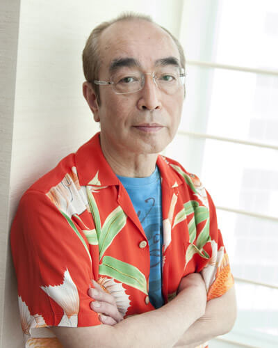 Ken Shimura is the first prominent figure in Japan to test positive for COVID-19
