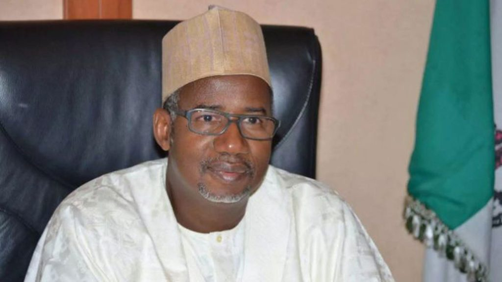 Bauchi Governor Goes Into Isolation After Contact With Atiku's Son
