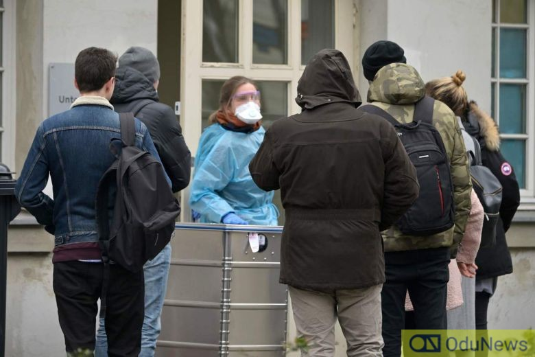 Coronavirus Cases In Germany Exceed 1,000