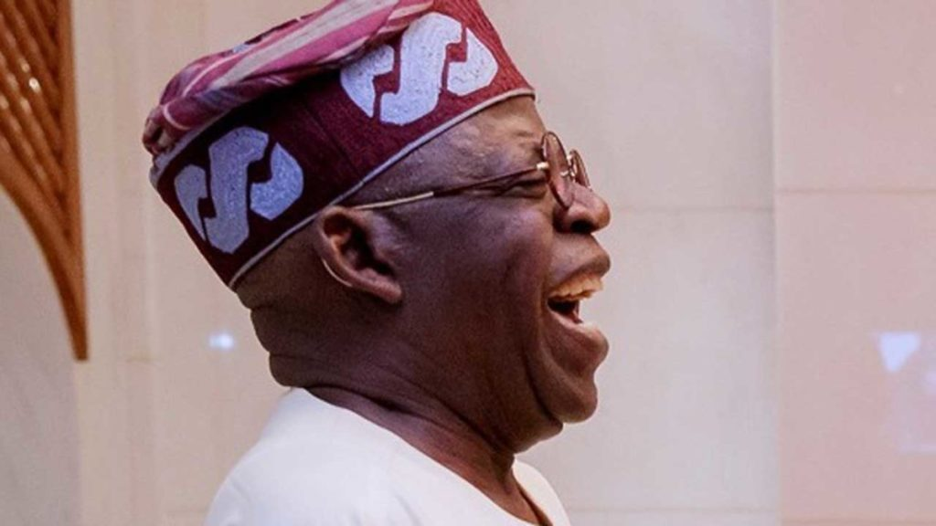 Coronavirus: Bola Tinubu refuses self-isolation after returning from UK
