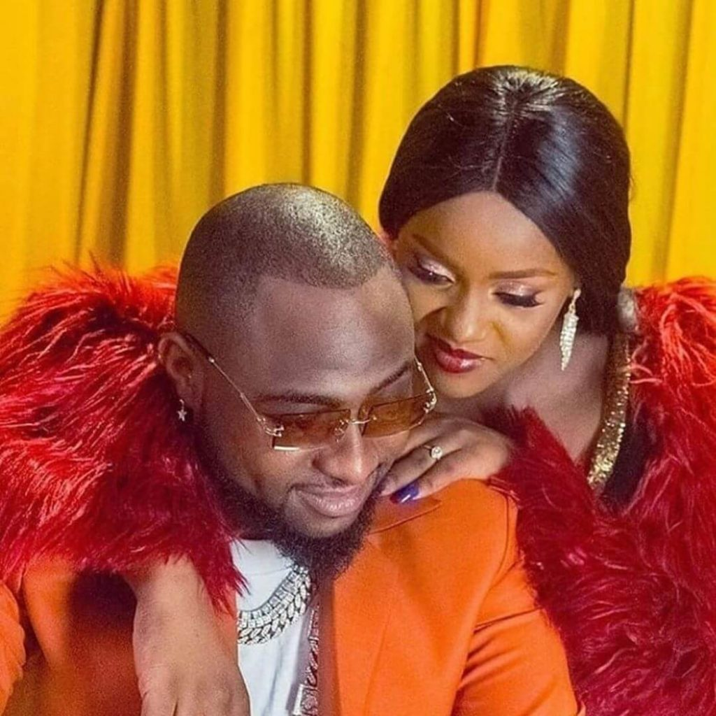 BREAKING: Davido's Fiance Chioma Tests Positive For Coronavirus