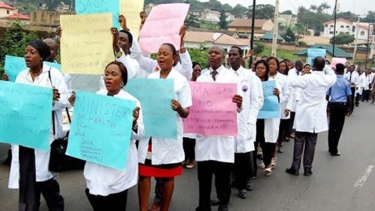 Abuja Doctors Given 24hrs To End Strike Or Be Sacked