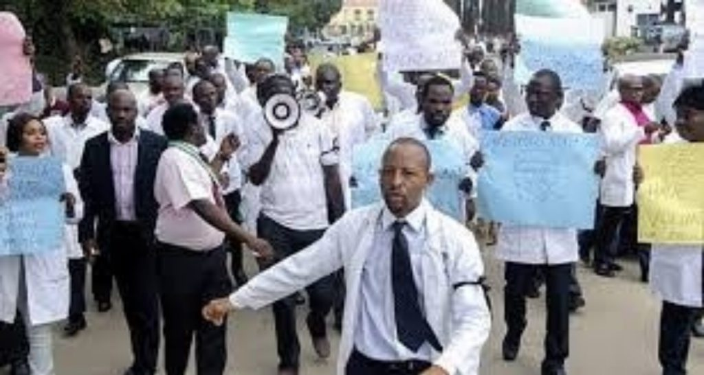 Replace Striking Doctors With Corps Members, Consultants - FG Tells Hospitals