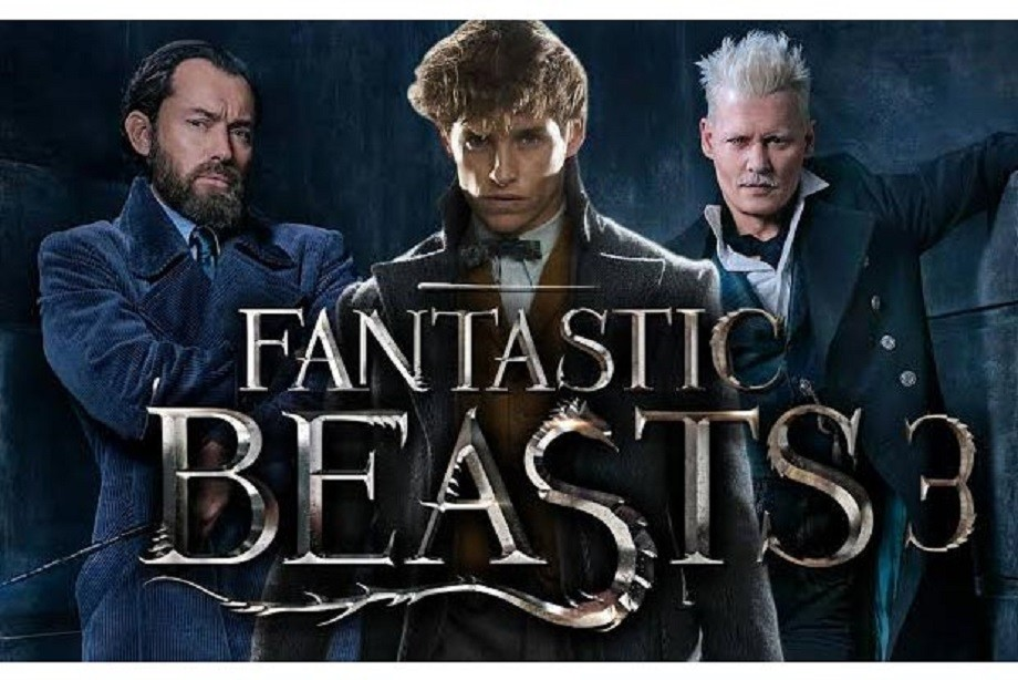 Fantastic Beast 3 movie poster