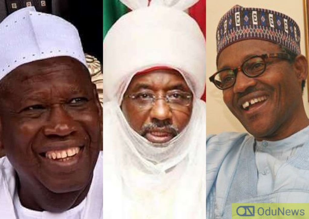 I Have Nothing To Do With Sanusi's Dethronement - Buhari