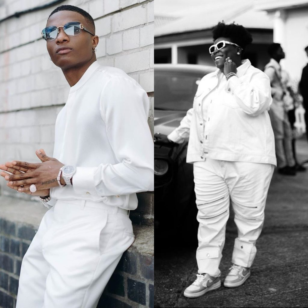 Coronavirus: See What Wizkid & Teni Are Doing In Self-Isolation