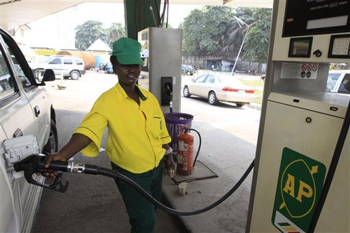 New Petrol Price in Nigeria