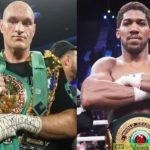 Tyson Fury Hints At Retirement After Fighting Anthony Joshua