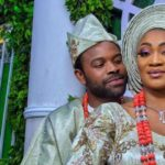 Actor Gabriel Afolayan & Wife Unfollow Each Other Amid Cheating Rumors
