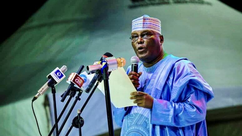Atiku Abubakar has called on the members of the public to pray for his son