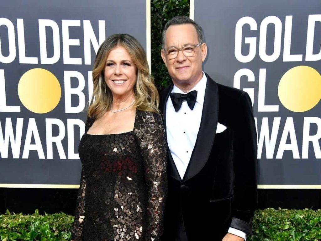 COVID-19: Tom Hanks & Wife Rita Wilson Return To The US