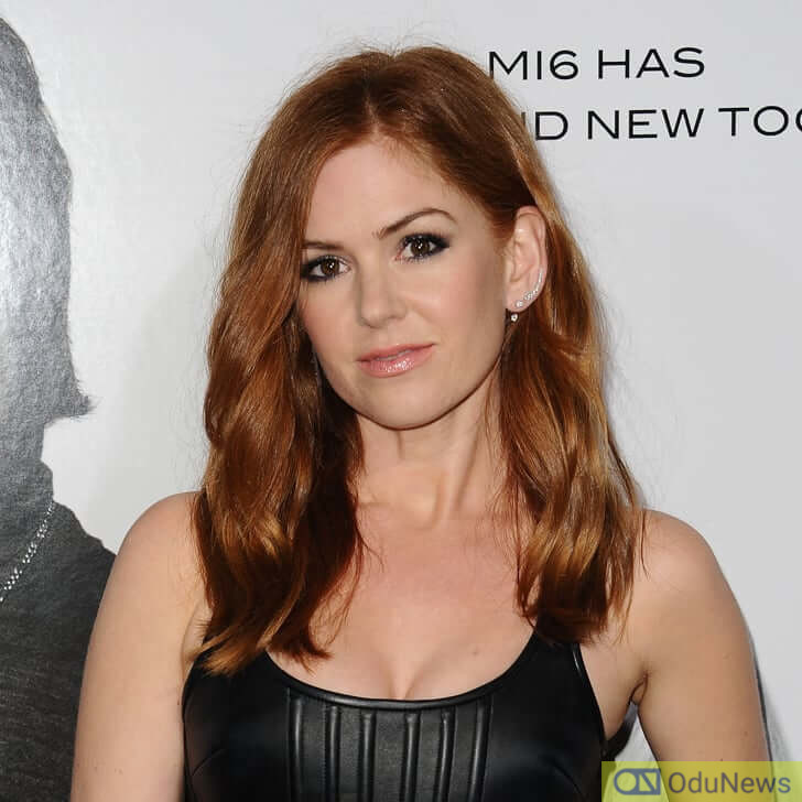 Isla Fisher's character will contend with gun smugglers in the series