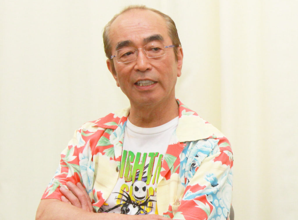 Japanese Comedian Infected With Coronavirus