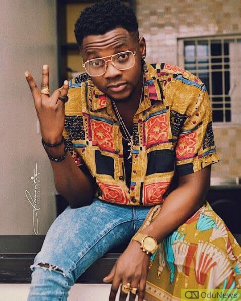 Kizz Daniel Looks Awesome As He Debuts New Hairstyle
