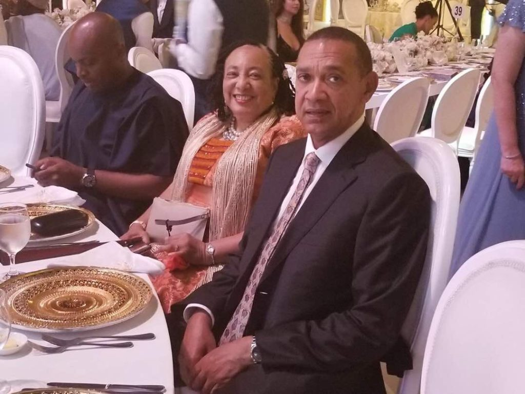 BREAKING: Sen. Murray Bruce's Wife Dies Of Cancer