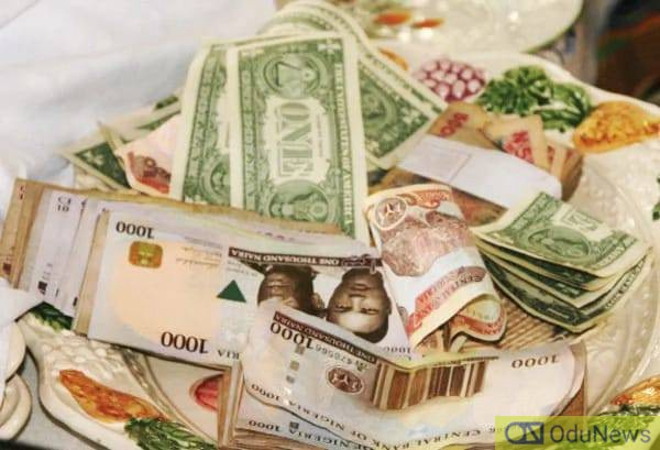 Dollar Sells For N477 In Parallel MarketNaira To N380 Per Dollar