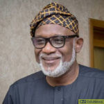Ondo 2020: Akeredolu Wins APC Ticket