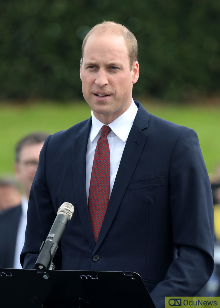 Prince Williams says he and his wife are spreading coronavirus
