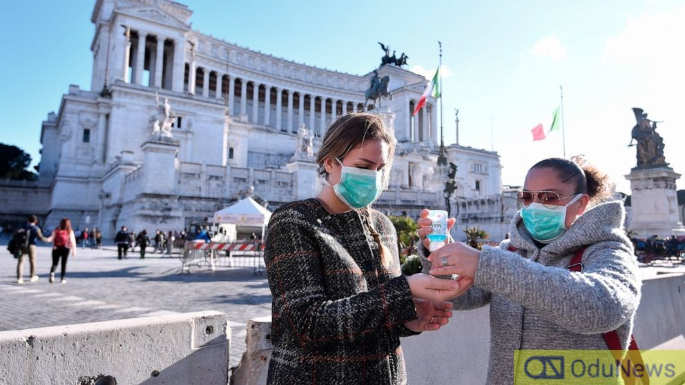 Coronavirus: Italy Quarantines 16 Million People