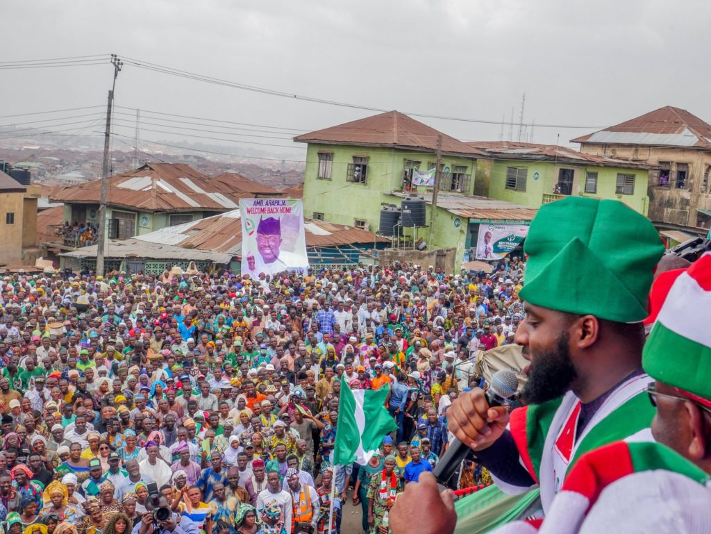 Seyi Makinde Defends PDP Rally In Ibadan, Says No Coronavirus In The Party