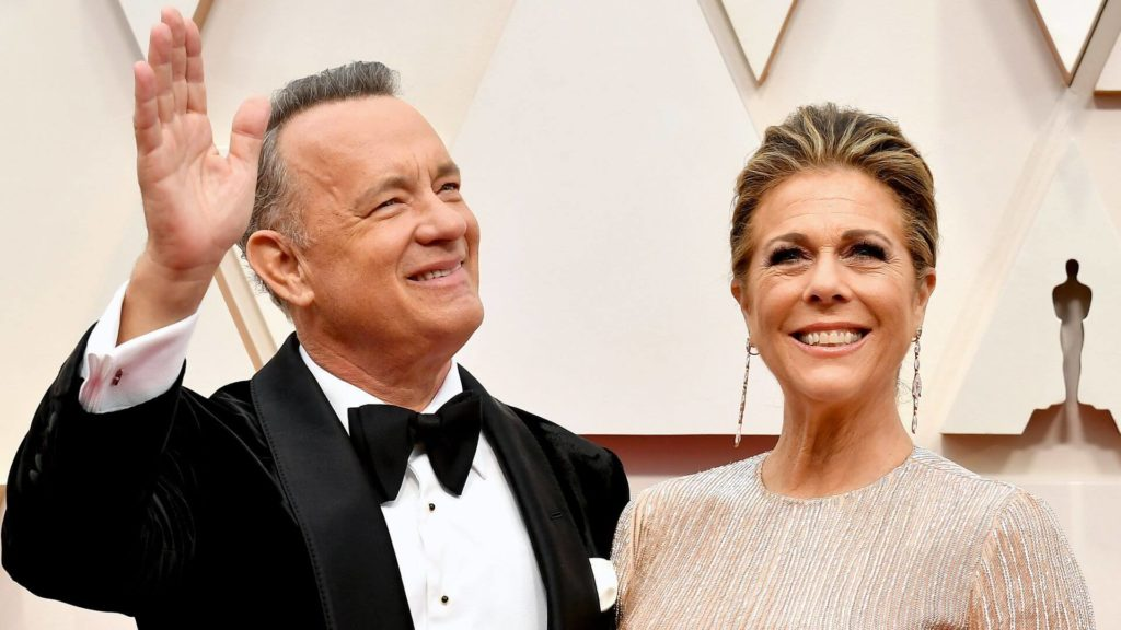 Coronavirus: Tom Hanks and wife Rita Wilson are recovering