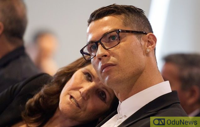 Cristiano Ronaldo's Mother Rushed To Hospital After Suffering Stroke