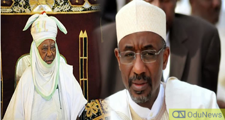 BREAKING: Ganduje Appoints Ado Bayero To Replace Sanusi As Emir Of Kano