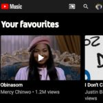 Listicle: Emoji search on the YouTube Music app