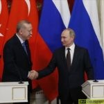 Russia, Turkey Agree To Ceasefire Deal In Syria