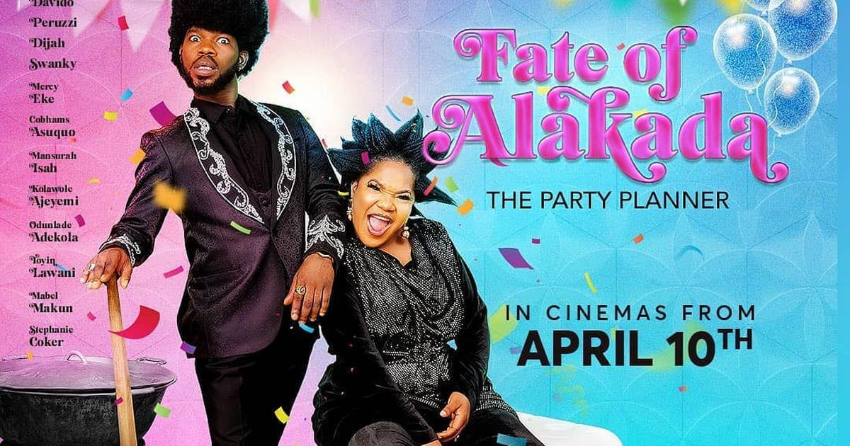 FATE OF ALAKADA is a star-studded comedy