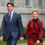 Canadian PM's Wife, Sophie Trudeau Infected With Coronavirus