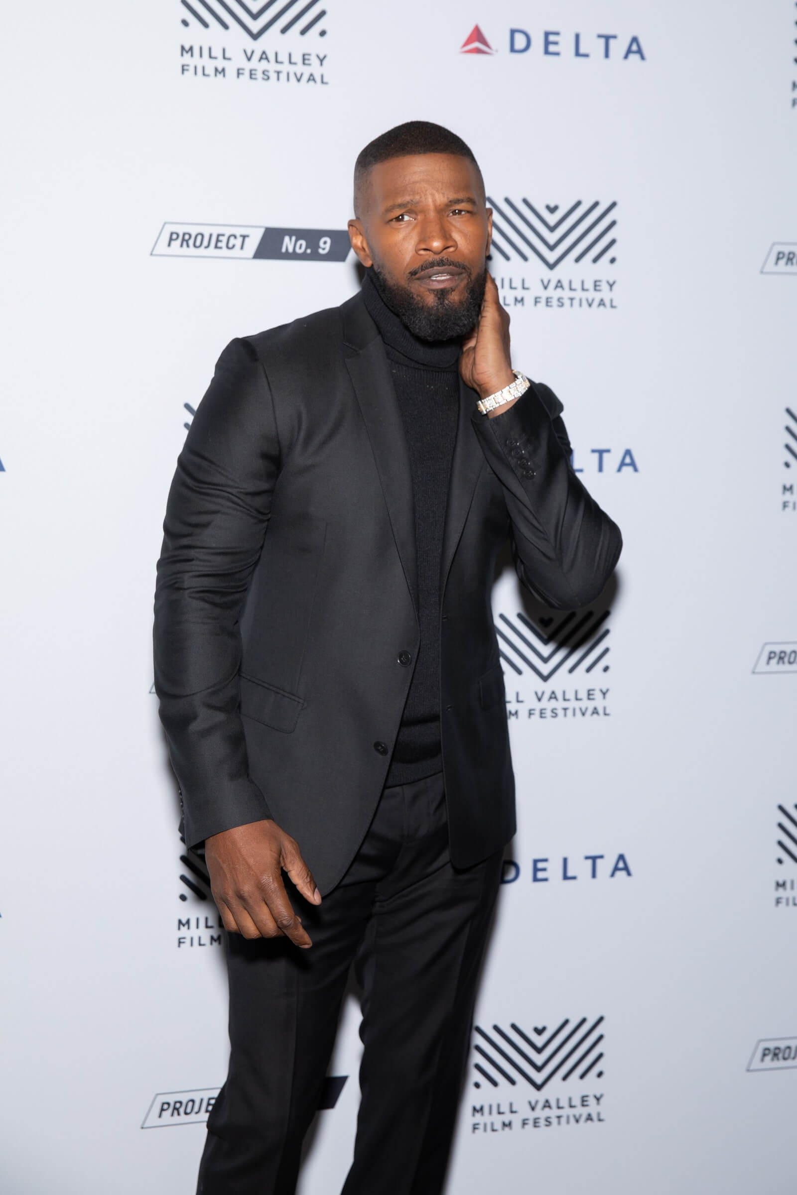 Jamie Foxx also co-wrote the screenplay