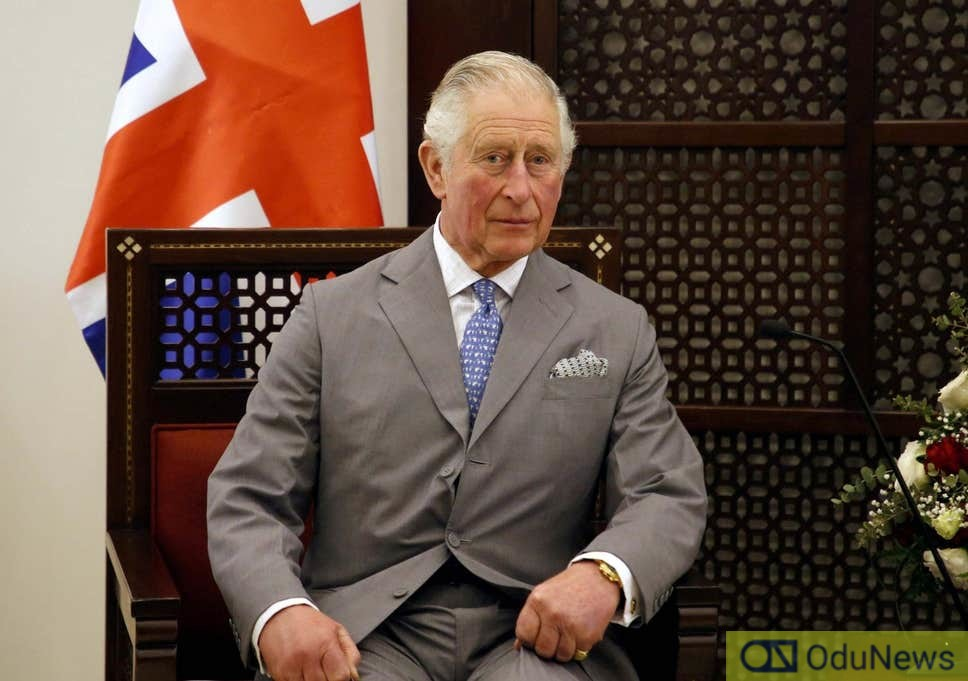 Prince Charles isn't taking any chances with the dreaded COVID-19